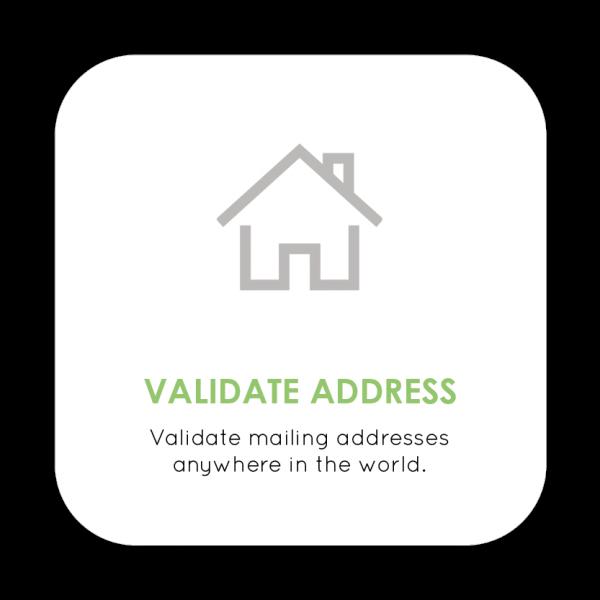 ShipCaddie API Address Validation