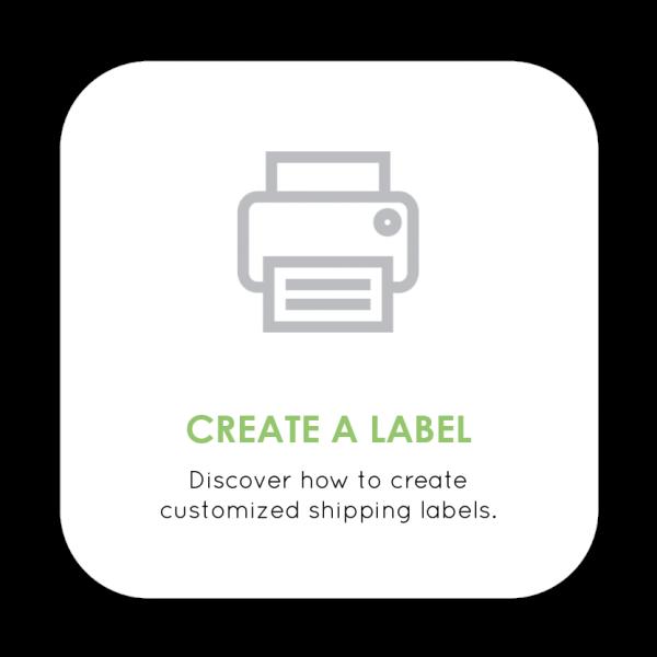 ShipCaddie API Create Label